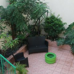 Hotel Casa Las Lomas парковка