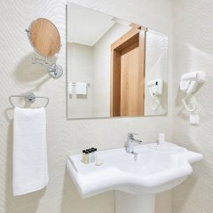 Отель Praga Hotel Узбекистан, Ташкент - отзывы, цены и фото номеров - забронировать отель Praga Hotel онлайн ванная