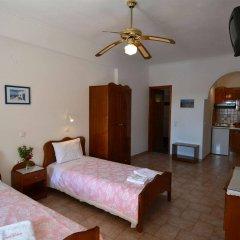 Отель Villa Georgia Греция, Остров Санторини - отзывы, цены и фото номеров - забронировать отель Villa Georgia онлайн комната для гостей фото 3