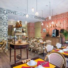 Отель Hôtel Le Grimaldi by Happyculture Франция, Ницца - 6 отзывов об отеле, цены и фото номеров - забронировать отель Hôtel Le Grimaldi by Happyculture онлайн питание фото 3