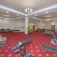 Курортный отель Санмаринн All Inclusive фитнесс-зал фото 2