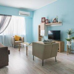 Апартаменты Syntagma Square Luxury Apartment Афины комната для гостей фото 3