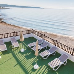 Hotel Club SIllot пляж