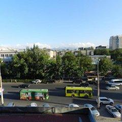 Хостел СССР Бишкек парковка