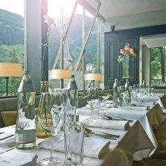 Отель DAS REGINA Австрия, Бад-Гаштайн - отзывы, цены и фото номеров - забронировать отель DAS REGINA онлайн питание фото 2