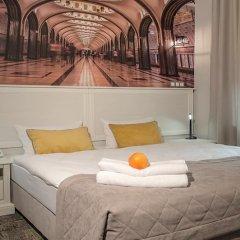 Апарт-Отель Наумов Лубянка Стандартный номер двуспальная кровать фото 4