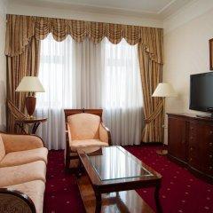 Гостиница Марриотт Москва Тверская комната для гостей фото 6