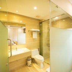 Hanoi HM Boutique Hotel ванная фото 2