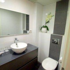 Sea Land Suites Израиль, Тель-Авив - 11 отзывов об отеле, цены и фото номеров - забронировать отель Sea Land Suites онлайн ванная фото 2