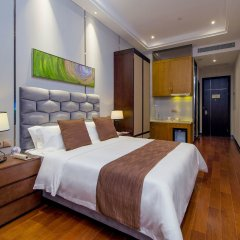 Отель Yimin Gold Olives Apartment Китай, Шэньчжэнь - отзывы, цены и фото номеров - забронировать отель Yimin Gold Olives Apartment онлайн комната для гостей фото 5
