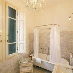 Отель Villa Le Luci Кастаньето-Кардуччи ванная