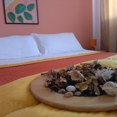 Отель B&B Nido Colorato Фонтане-Бьянке с домашними животными