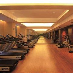 Отель Swissotel Grand Shanghai фитнесс-зал