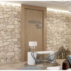 Отель Nobel All Inclusive Болгария, Солнечный берег - отзывы, цены и фото номеров - забронировать отель Nobel All Inclusive онлайн ванная фото 2