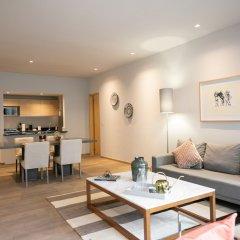 Апартаменты Executive, Luxurious 1br Apartment in Polanco Мехико комната для гостей