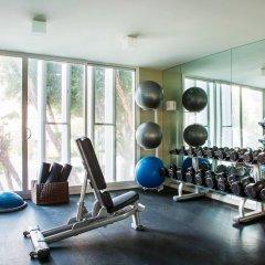 Отель Avalon Hotel Beverly Hills США, Беверли Хиллс - отзывы, цены и фото номеров - забронировать отель Avalon Hotel Beverly Hills онлайн фитнесс-зал фото 3