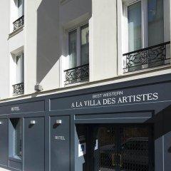 Отель Hôtel A La Villa des Artistes фото 2