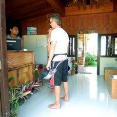 Отель Baan Pakgasri Hideaway Ланта интерьер отеля фото 2