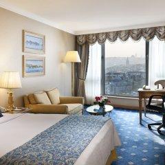 Отель InterContinental Istanbul Стамбул удобства в номере
