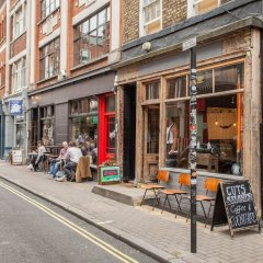 Апартаменты Basic Apartment for Two Amazing Location Лондон