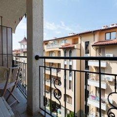 Апартаменты One Bedroom Apartment with Balcony балкон