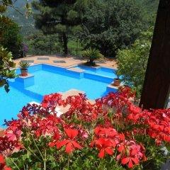 Отель Agriturismo La Casa Del Ghiro Пимонт бассейн фото 3