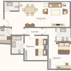 TIME Ruby Hotel Apartments интерьер отеля фото 2