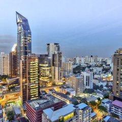 Отель Hilton Sukhumvit Bangkok Таиланд, Бангкок - отзывы, цены и фото номеров - забронировать отель Hilton Sukhumvit Bangkok онлайн городской автобус