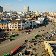 Гостиница Татарстан Казань городской автобус фото 2