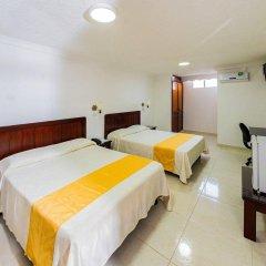 Hotel La Luna комната для гостей фото 2