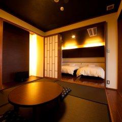 Отель Kusayane No Yado Ryunohige Хидзи комната для гостей