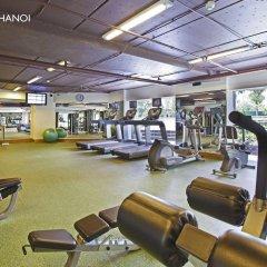 Отель Fraser Suites Hanoi фитнесс-зал фото 4