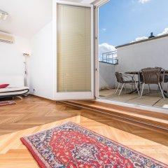 Апартаменты Duschel Apartments City Center Вена балкон
