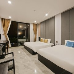 Отель Khong Cam Garden Villas Хойан комната для гостей фото 4