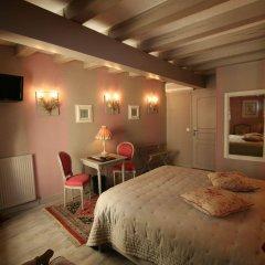 Отель Hôtel Saint-Pierre Франция, Сомюр - отзывы, цены и фото номеров - забронировать отель Hôtel Saint-Pierre онлайн комната для гостей фото 2