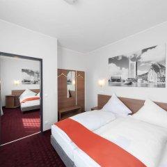 Отель McDreams Hotel Leipzig Германия, Плагвиц - отзывы, цены и фото номеров - забронировать отель McDreams Hotel Leipzig онлайн комната для гостей фото 2