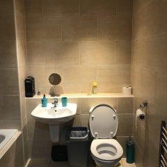 Отель Strawberry Field Великобритания, Ливерпуль - отзывы, цены и фото номеров - забронировать отель Strawberry Field онлайн ванная фото 2