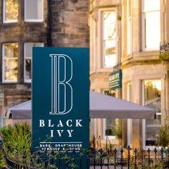 Black Ivy Hotel городской автобус