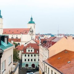 Отель Residence Masna Прага балкон