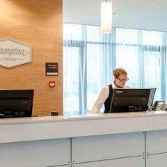 Отель Hampton by Hilton Amsterdam Airport Schiphol интерьер отеля фото 3