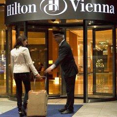 Отель Hilton Vienna городской автобус
