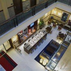 Отель Hampton Inn & Suites Mexico City - Centro Historico Мехико гостиничный бар
