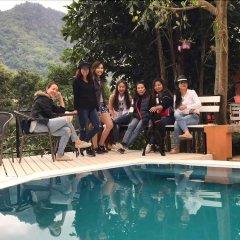 Отель Pong Yang Farm and Resort фитнесс-зал фото 2