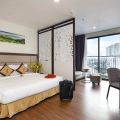 Daphovina Hotel Нячанг комната для гостей фото 5