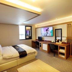 Отель Two Heart Hotel Южная Корея, Тэгу - отзывы, цены и фото номеров - забронировать отель Two Heart Hotel онлайн удобства в номере
