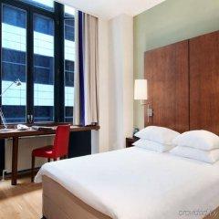 Отель Hilton Brussels City комната для гостей