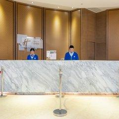 Отель Holiday Inn Express Chengdu West Gate фитнесс-зал