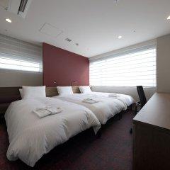 Отель Comfort Inn Fukuoka Tenjin Япония, Фукуока - отзывы, цены и фото номеров - забронировать отель Comfort Inn Fukuoka Tenjin онлайн комната для гостей фото 5