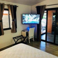 Отель House With 2 Bedrooms in Puna'auia, With Enclosed Garden and Wifi Французская Полинезия, Пунаауиа - отзывы, цены и фото номеров - забронировать отель House With 2 Bedrooms in Puna'auia, With Enclosed Garden and Wifi онлайн удобства в номере