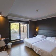Отель Río Bidasoa Испания, Фуэнтеррабиа - отзывы, цены и фото номеров - забронировать отель Río Bidasoa онлайн комната для гостей фото 3